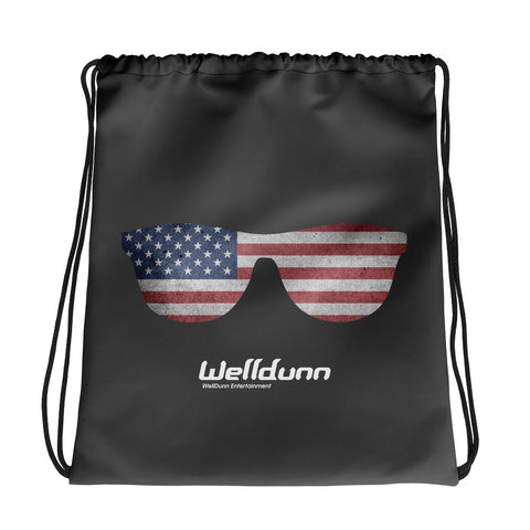 WellDunn Sunglasses Drawstring Bag