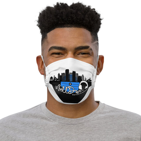 WellDunn Skyline Face Mask