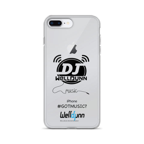 DjWellDunn iPhone Case