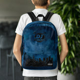 Back-To-School DjWellDunn Skyline Backpack