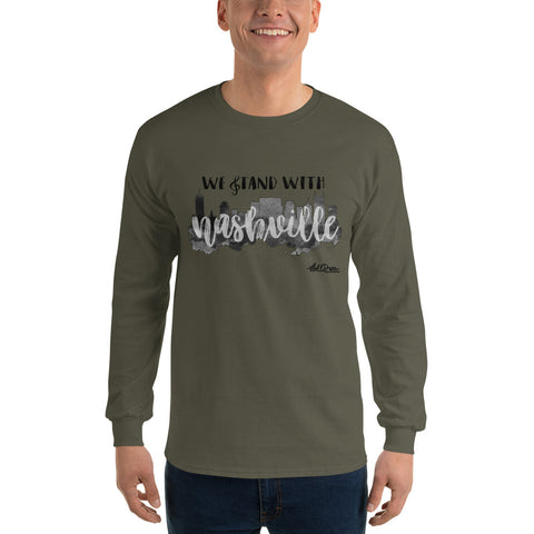 Nashville Long Sleeve Shirt