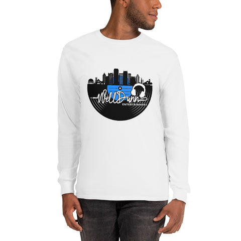 WellDunn #BHAM Skyline Long Sleeve