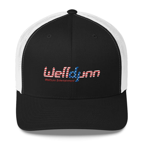 USA WellDunn Trucker Cap