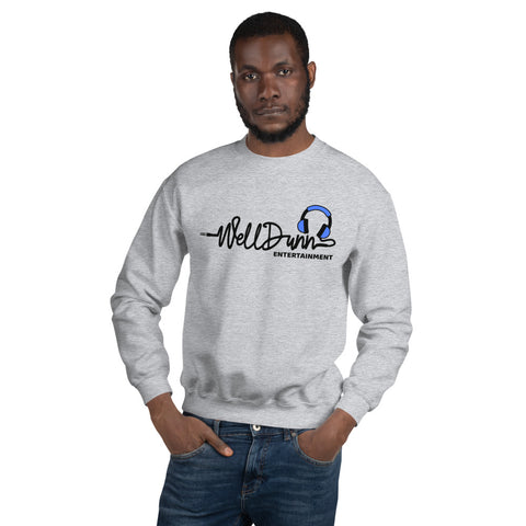 WellDunn Branded Unisex Sweatshirt