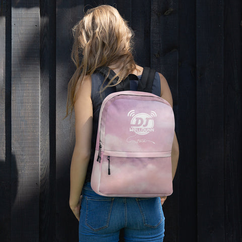 Back-To-School DjWellDunn Clouds Backpack