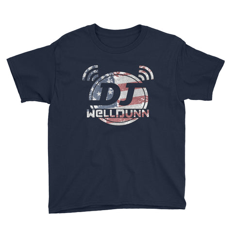 Youth USA WellDunn Short Sleeve T-Shirt