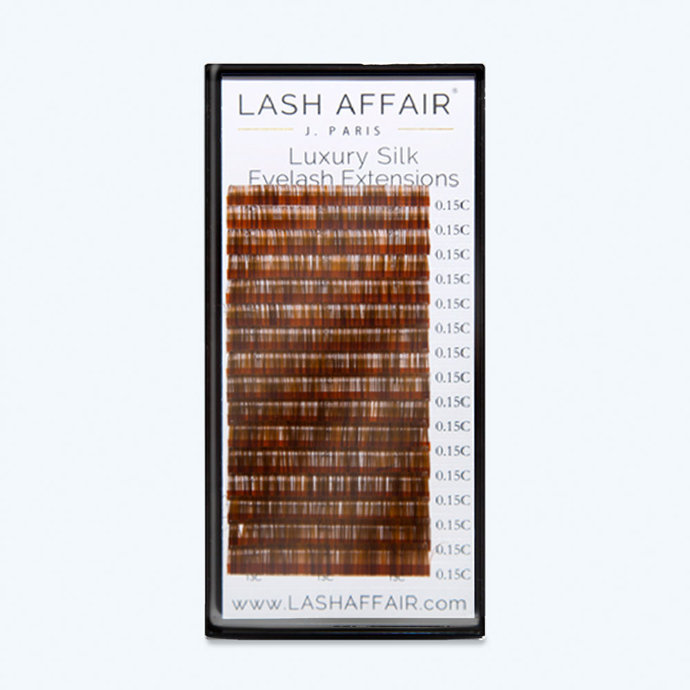 Brown .15 Classic Mix Tray (Lash Affair®)
