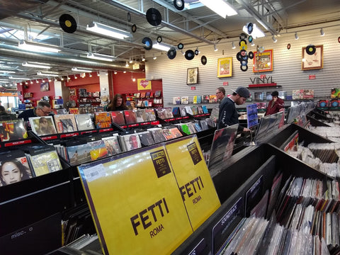 Tech Rap: Record Store Day and the new Como Audio Bluetooth