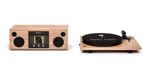 Musica + Turntable Bundle