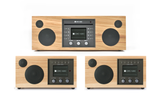 Three Room Music System