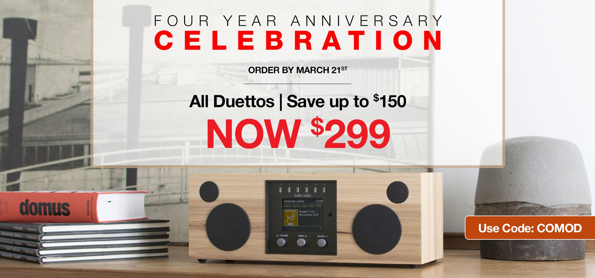 Solo + Ambiente + Turntable Bundle at $699