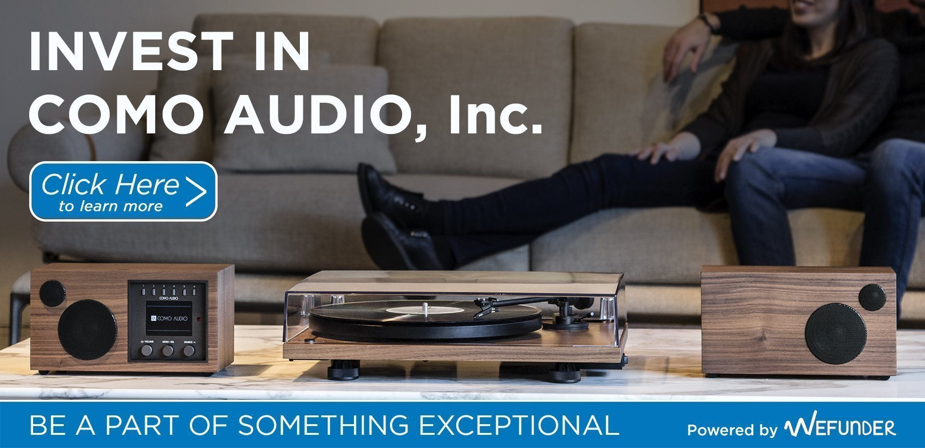 Como Audio Amico Portable Streaming Music System