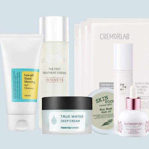 Take Good Care Brightening Skin Set