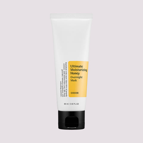Ultimate Moisturizing Honey Overnight Mask