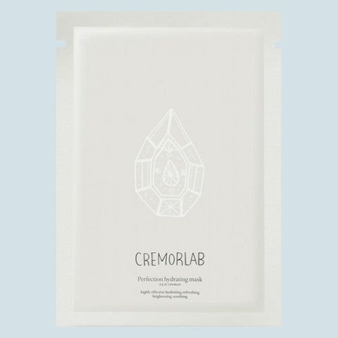 Cremorlab - Cremorlab Perfection Hydrating Mask - Korean Skin Care From Take Good Care