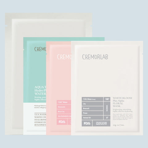 Cremorlab Sheet Mask Set