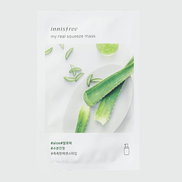 My Real Squeeze Mask - Aloe