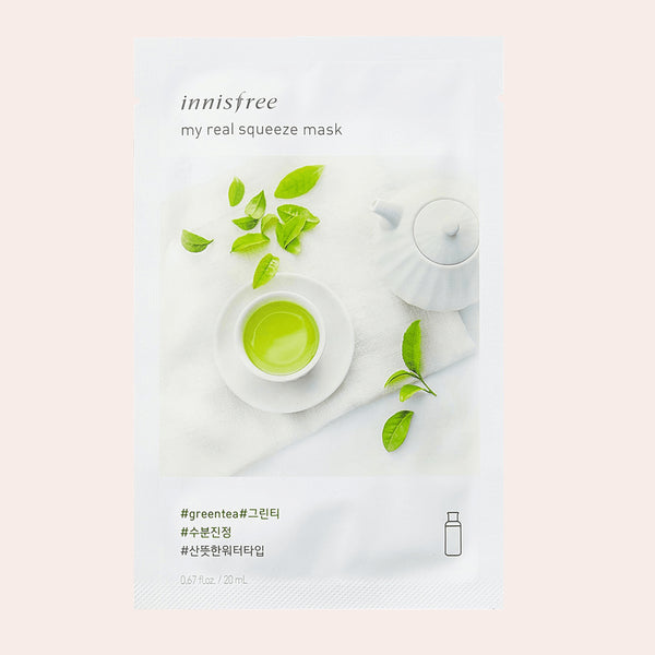 My Real Squeeze Mask - Green Tea