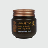 Innisfree - Super Volcanic Pore Clay Mask - Korean Skin Care From Take Good Care