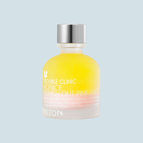 Mizon - Acence Blemish Out Pink Spot - Korean Skin Care From Take Good Care