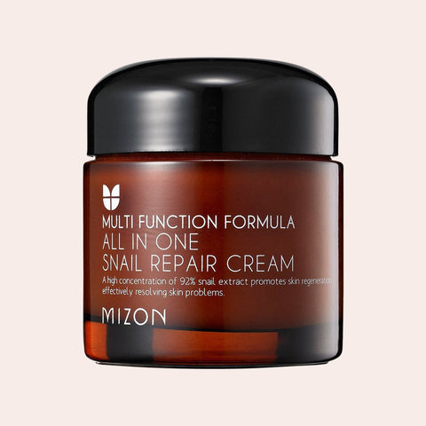 Mizon - All In One Snail Repair Cream - Korean Skin Care From Take Good Care