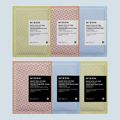 Mizon Sheet Mask Set