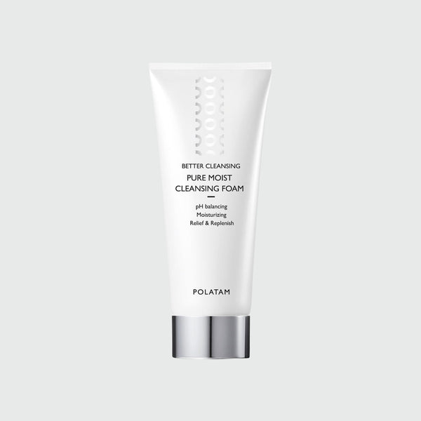 Polatam Pure Moist Cleansing Foam
