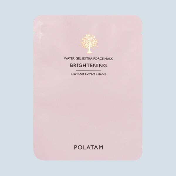 Water Gel Extra Force Brightening Mask