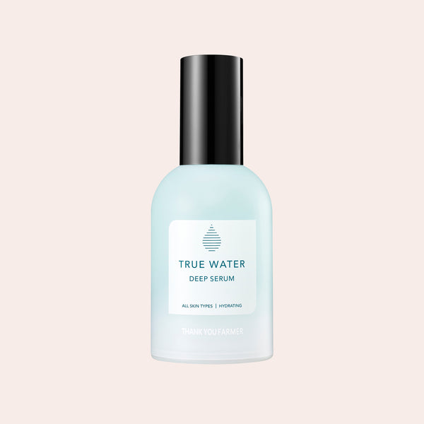 Thank You Farmer - True Water Deep Serum - Korean Skin Care From Take Good Care