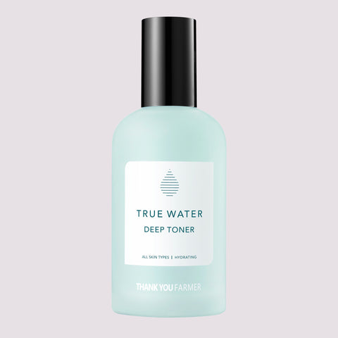 Thank You Farmer - True Water Deep Toner - Korean Skin Care From Take Good Care