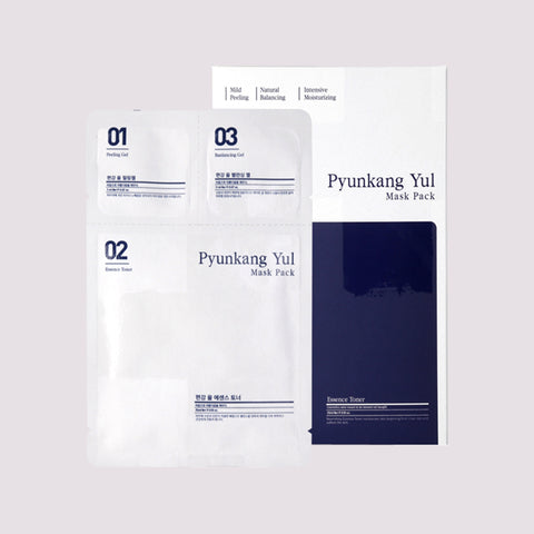 Pyunkang Yul - 3-Step Mask Pack