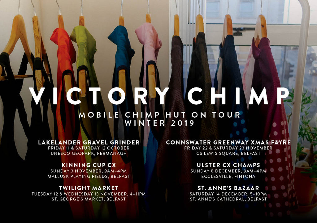 Mobile Chimp Hut Dates: Winter 2019
