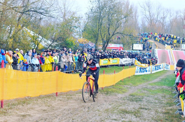 Glenn Kinning Cyclocross Worlds