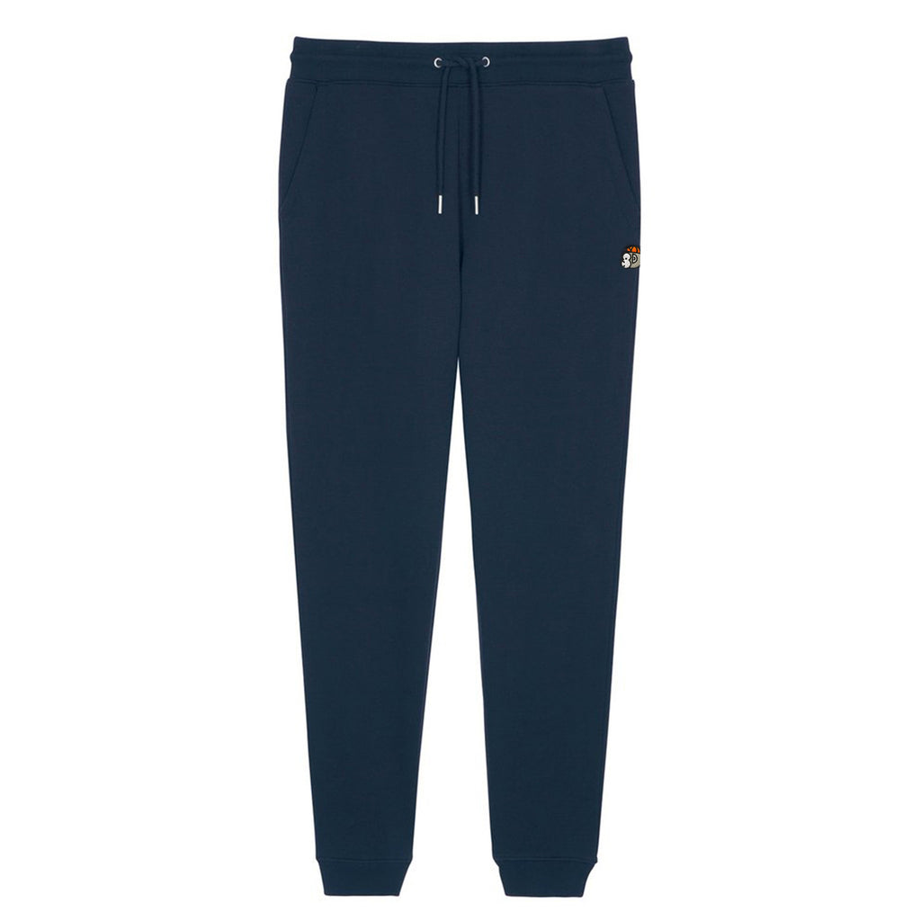 Chimpeur Unisex Organic Cotton Joggers (French Navy)