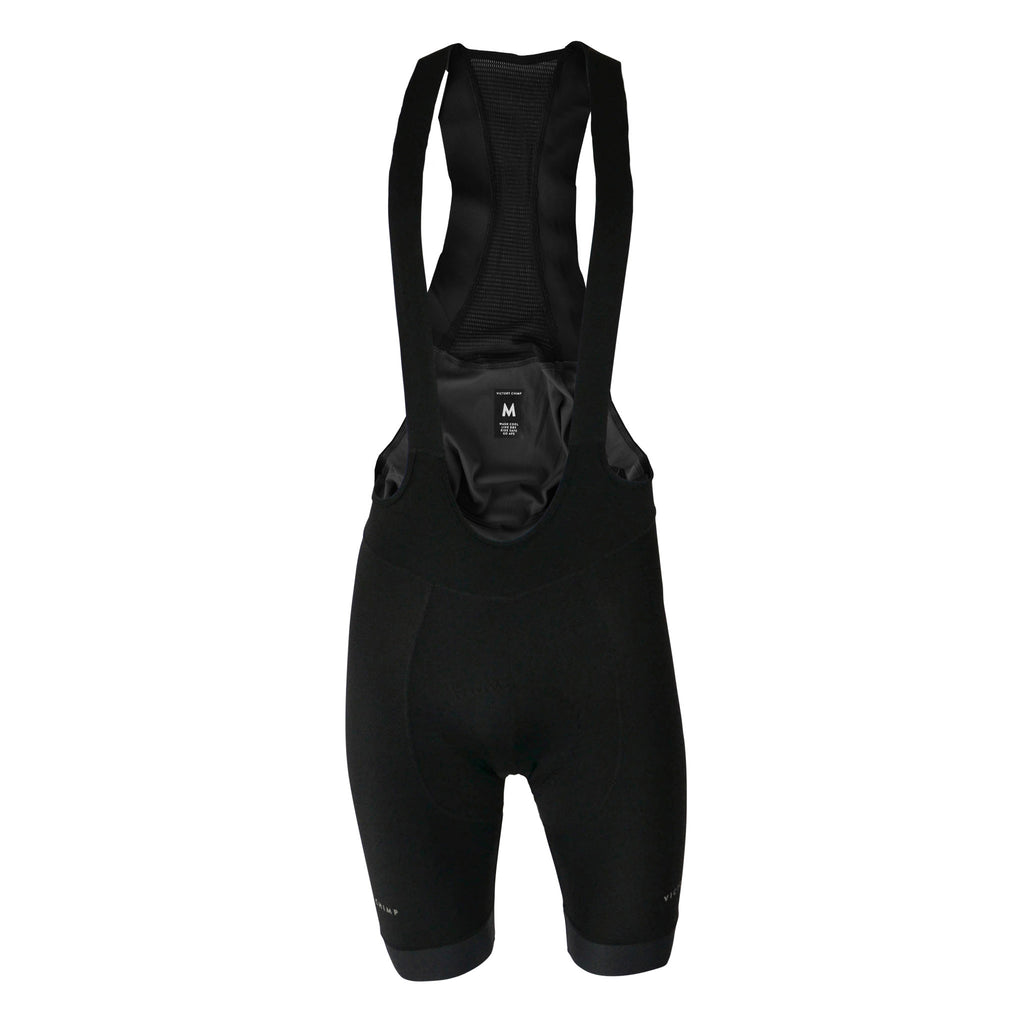 Men's Signature Bib Shorts (Black)