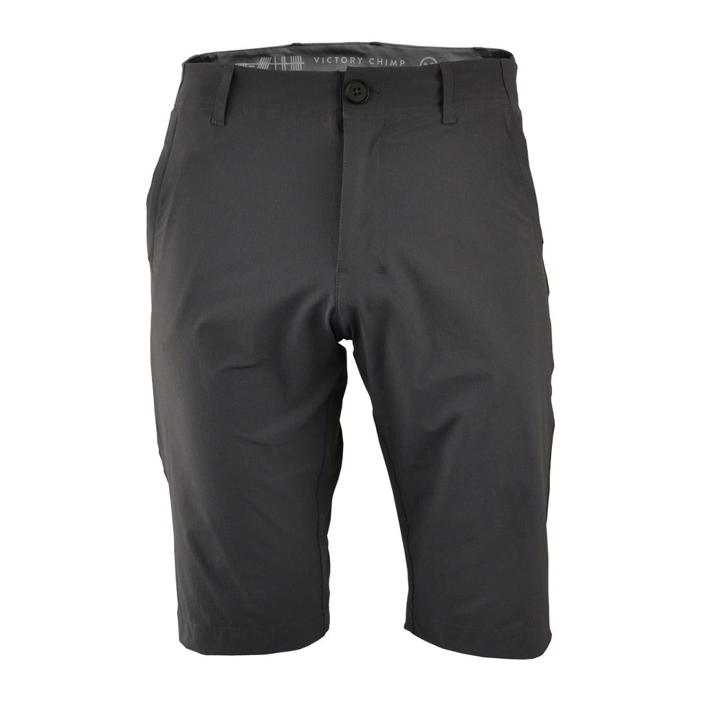 Out There Unisex Gravel Cycling Shorts (Grey)