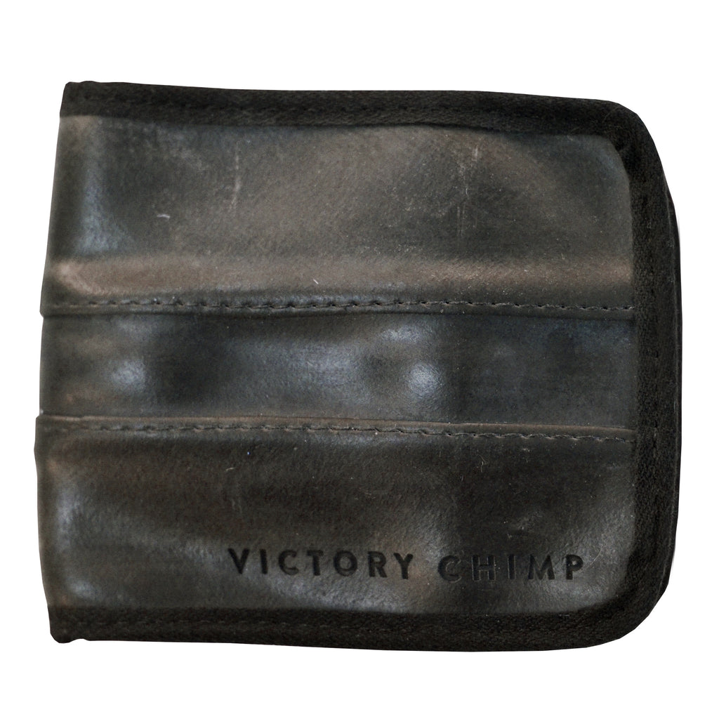 Victory Chimp x Cycle of Good Recycled Inner Tube Wallet