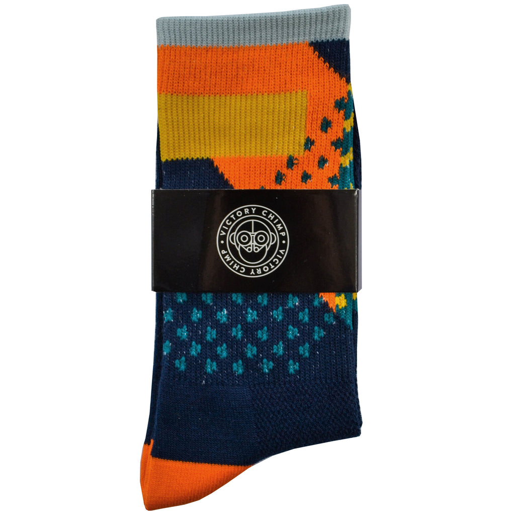 Stampen High Top Socks