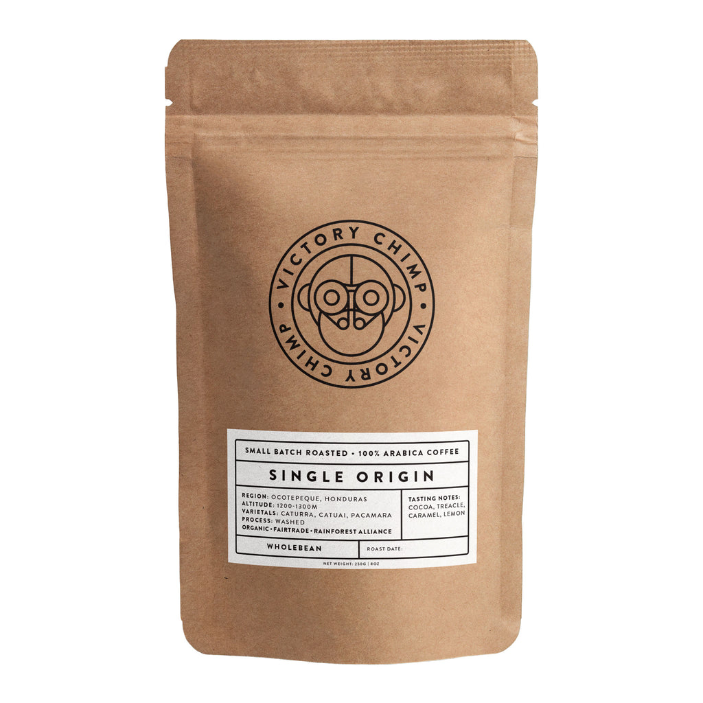 Victory Chimp Single Origin Coffee - Honduras - Victory Chimp