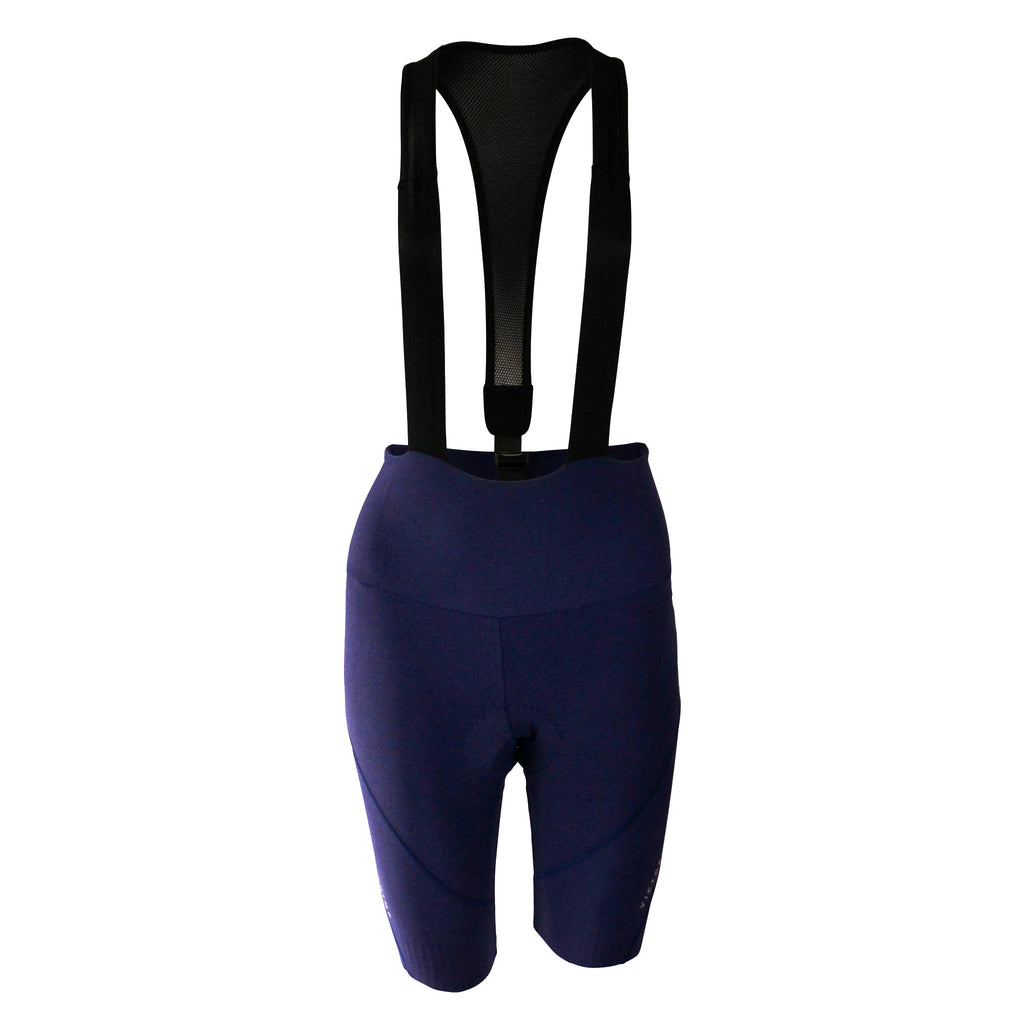 Women's Signature Detachable Bib Shorts (Navy)