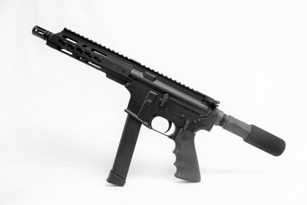 9mm Rear-Charging Glock™ AR Pistol