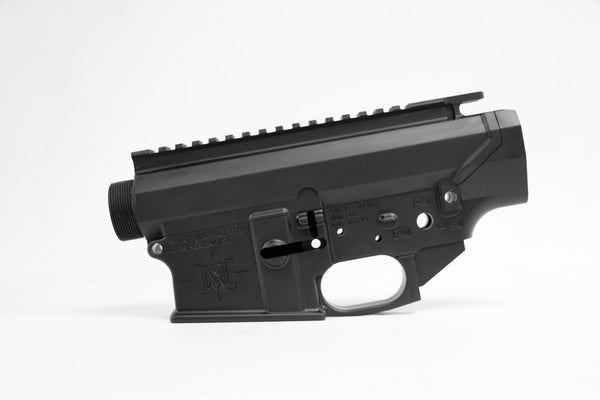 7.62 Stripped Upper/Lower Receiver Set