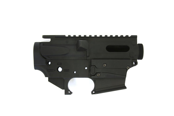 9mm Stripped Upper/Lower Receiver Set