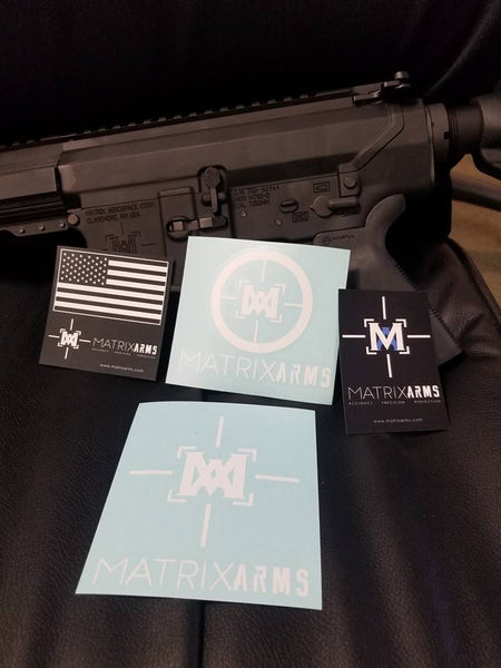 Matrix Arms Sticker Package