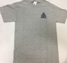T-Shirt with RCMP Crest / T-Shirt avec l'écusson de la GRC