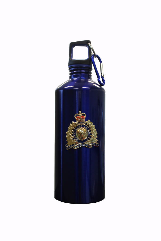 RCMP Crest Water Bottle