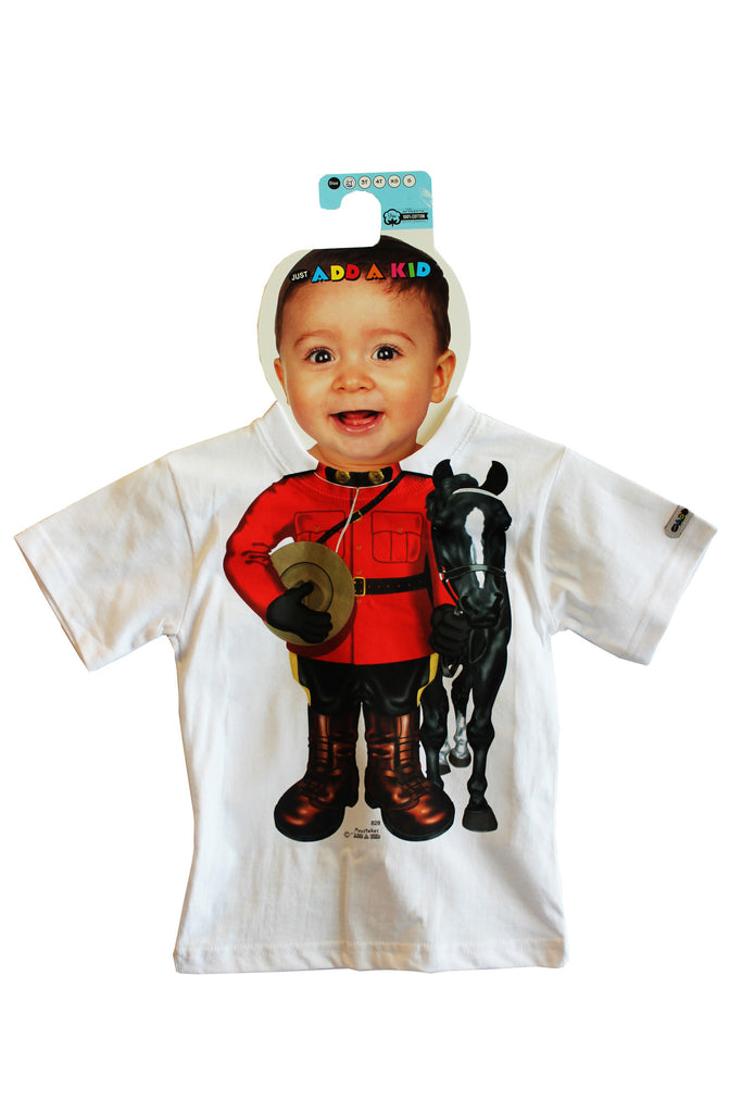 """Just Add a Kid"" - Musical Ride T-Shirt"
