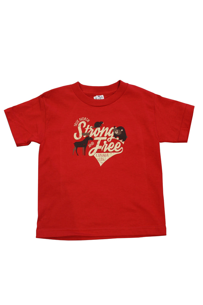 Youth True North T-Shirt