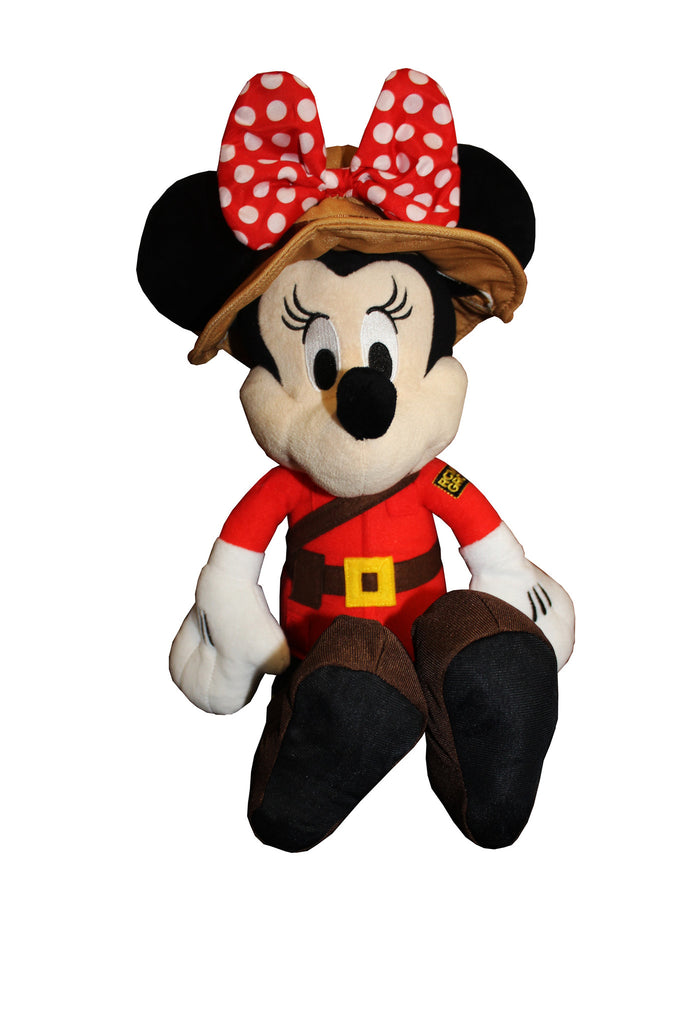 Mountie Minnie Mouse