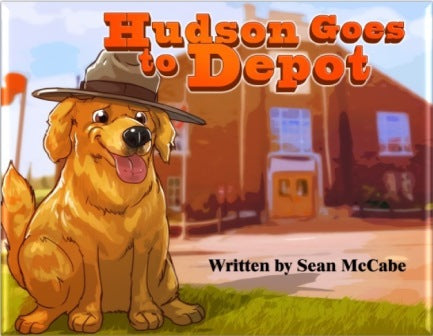 Hudson Goes to Depot
